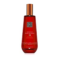 Rituals - 'The Ritual of Happy Buddha' dry body oil 100ml