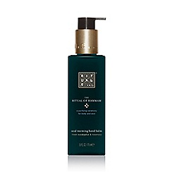 Rituals - 'The Ritual of Hammam' hand balm 175ml
