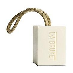 L:a Bruket - 'Lemongrass' Soap on a Rope 240g