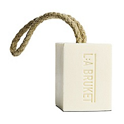 L:a Bruket - 'Sage Rosemary and Lavender' Soap on a Rope 240g