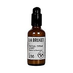 L:a Bruket - 'Chamomile and Lavender' Light Facial Cream 50ml