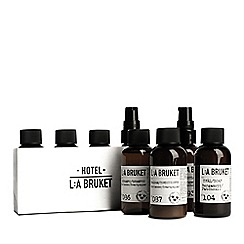 L:a Bruket - Body and Hair Travel Kit 4 x 60ml