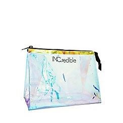Nails Inc. - Holographic make up bag
