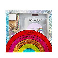 Nails Inc. - 'It's A Rainbow Kinda Day' Gift Set