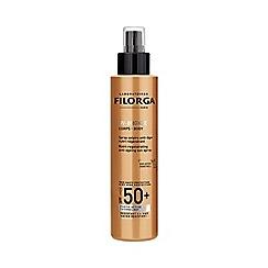 Filorga - 'UV-Bronze Body SPF 50+' Nutri-Regenerating Anti-Ageing Sun Spray 150ml