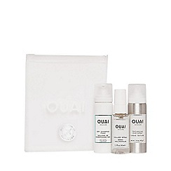 OUAI - All the OUAI Up' Travel Size Hair Care Set
