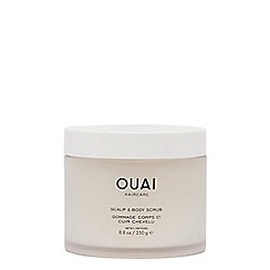 OUAI - Scalp and Body Scrub 250g