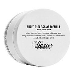 Baxter of California - Super Close Shave Formula 240ml