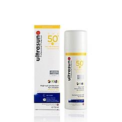 Ultrasun - 'Kids' SPF 50 High Sun Protection Gel 150ml
