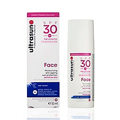 Ultrasun - 'Face' SPF 30 Anti Ageing Sun Protection Gel 50ml