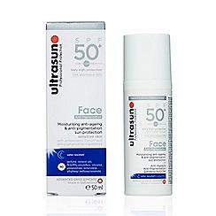 Ultrasun - 'Anti Pigmentation' SPF 50 Sun Protection Gel 50ml