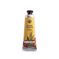 The Handmade Soap Company - 'Lemongrass and Cedarwood' Travel Size Hand Cream 30ml