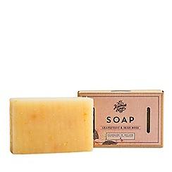 The Handmade Soap Company - Grapefruit and Irish Moss Travel Size Soap 160g
