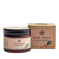 The Handmade Soap Company - Grapefruit and May Chang Travel Size Hand Cream50ml