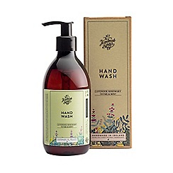 The Handmade Soap Company - Lavender, Rosemary, Thyme and Mint Hand Wash 300ml