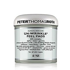Peter Thomas Roth - 'Un-Wrinkle®' Peel Pads 60