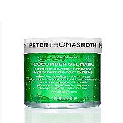 Peter Thomas Roth - Cucumber Gel Mask 150ml