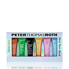 Peter Thomas Roth - 'Meet Your Mask' Miniature Size 6 Piece Mask Gift Set