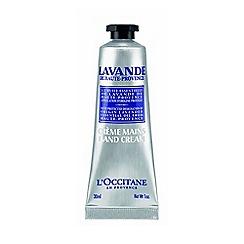 L'Occitane en Provence - 'Lavander' hand cream 30ml