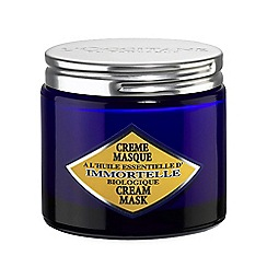 L'Occitane en Provence - 'Immortelle' cream mask 125ml