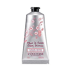 L'Occitane en Provence - 'Cherry Blossom' hand cream 75ml