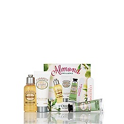 L'Occitane en Provence - 'Almond Indulgence' body care set