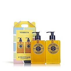 L'Occitane en Provence - Verbena liquid soap duo