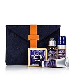 L'Occitane en Provence - 'Mens Grooming' body care gift set