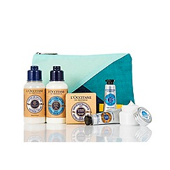 L'Occitane en Provence - 'Shea Butter Discovery' body care gift set