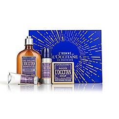 L'Occitane en Provence - L'Occitane Mens' body care gift set