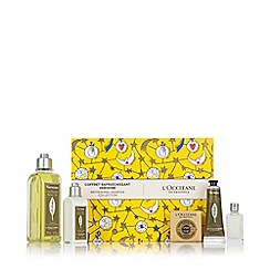 L'Occitane en Provence - Refreshing Verbena Body Care Gift Set