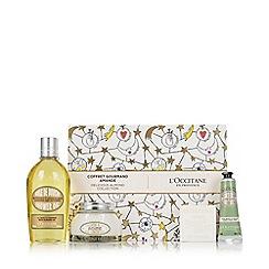 L'Occitane en Provence - Delicious Almond Body Care Gift Set