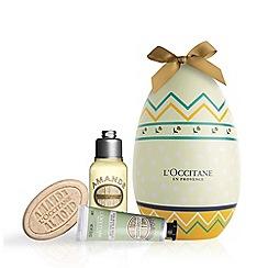 L'Occitane en Provence - 'Almond' Easter Egg Skincare Gift Set