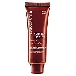 Lancaster - 'Self Tan Beauty' light self tanning smoothing gel 50ml