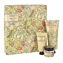 Heathcote & Ivory - 'Morris & Co. Golden Lily' hand care treats gift set