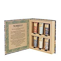 Heathcote & Ivory - 'Morris & Co. Strawberry Thief' hand cream library gift set