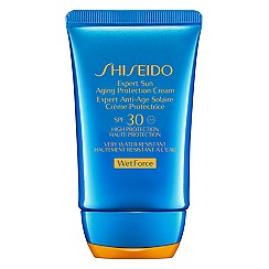 Shiseido - 'WetForce' SPF 30 expert sun ageing protection cream 50ml