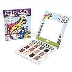 theBalm - 'Foiled Again' foil eye shadow palette 8.2g