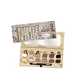 theBalm - 'Nude Tude' nude eye shadow palette 11g
