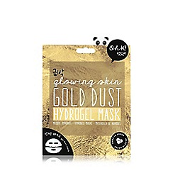 Oh K! - Gold Dust Hydrogel Travel Size Face Mask 25g