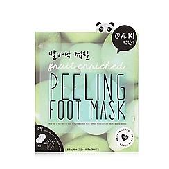 Oh K! - Peeling Travel Size Foot Mask Kit