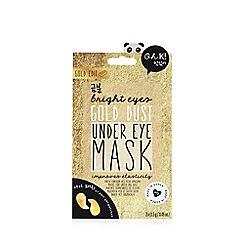 Oh K! - Gold Dust Travel Size Under Eye Mask Kit