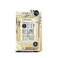 Oh K! - 8 Step Regime Jelly Face Mask Set