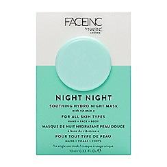Nails Inc. - 'Night Night' soothing hydro night mask 10ml