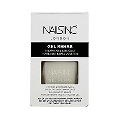 Nails Inc. - 'Gel Rehab' treatment and base coat 14ml
