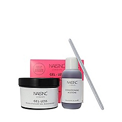 Nails Inc. - 'Gel - Less' remover pot gift set