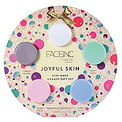 Nails Inc. - 'Joyful Skin' wreath gift set