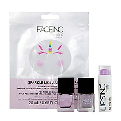 Nails Inc. - 'Sparkle Like A Unicorn' gift set