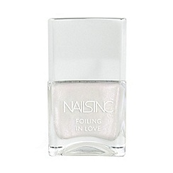 Nails Inc. - 'Foiling in Love - Moon Boots' nail polish 14ml