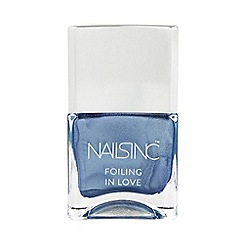 Nails Inc. - 'Foiling in Love - Space Cadet' nail polish 14ml